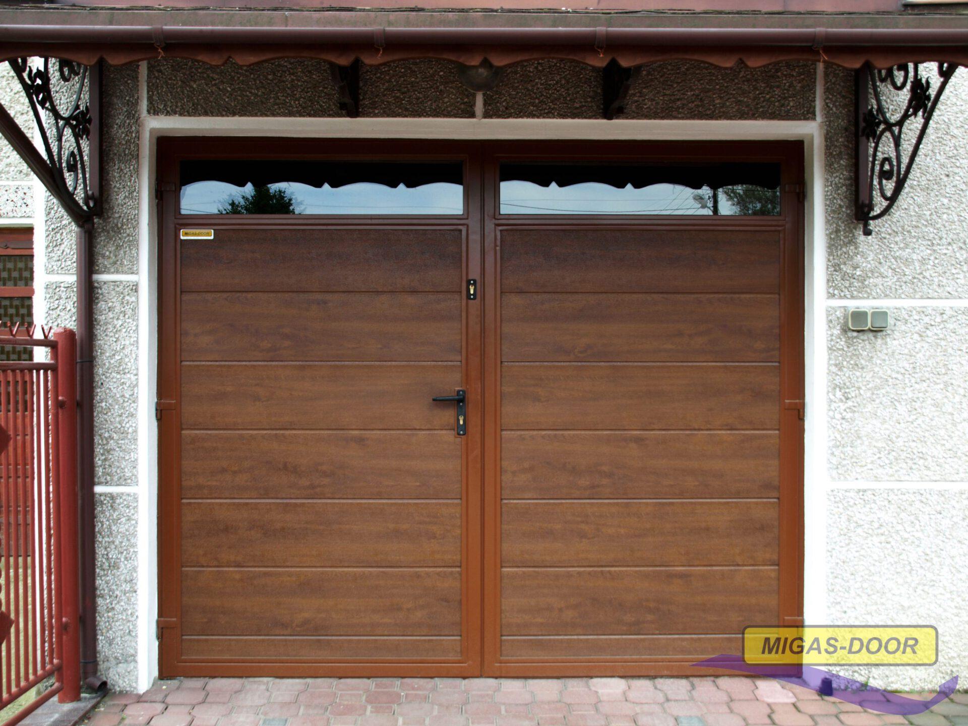 , Jaką bramę wybrać do garażu na dwa samochody?