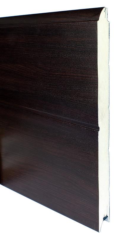 Panel dąb rustykalny centralne przetłoczenie