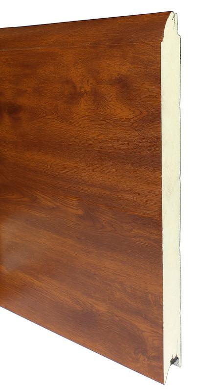 Panel złoty dąb gładki