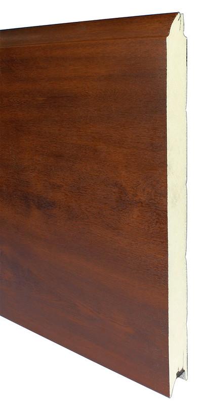 Panel orzech gładki