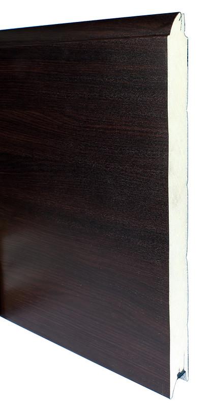 Panel gładki dąb rustykalny