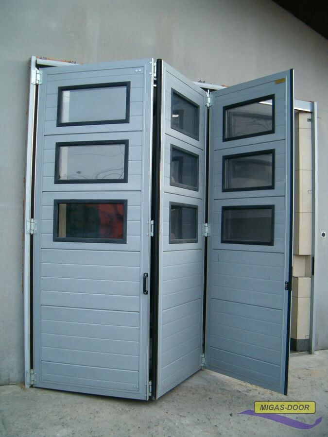 , Indrustrial folding doors