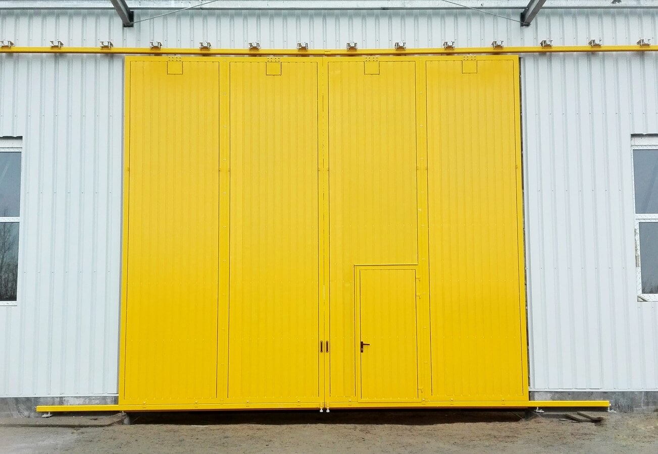 , Industrial doors and gates