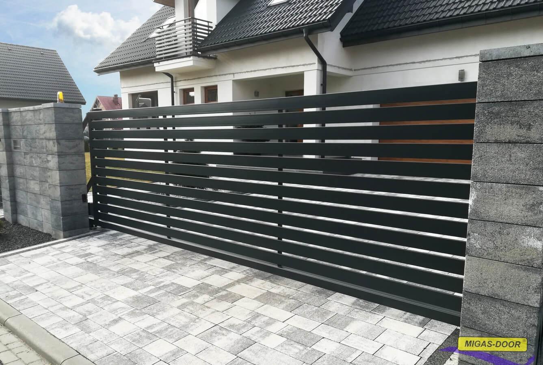 , Fence gates