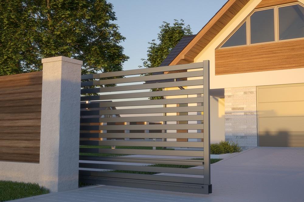 Bramy ogrodzeniowe – przegląd rozwiązań