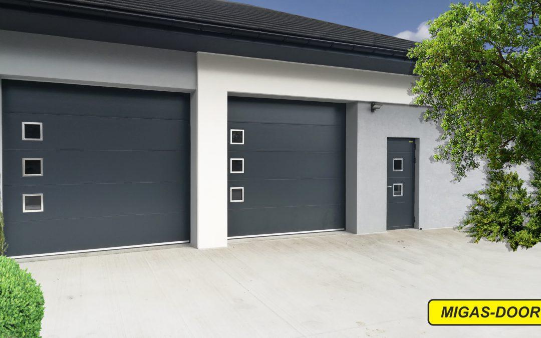 Brama garażowa segmentowa – jak dobrać odpowiednią?