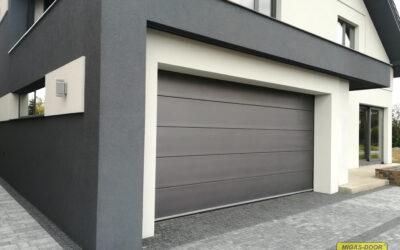 Jaką bramę wybrać do garażu na dwa samochody?